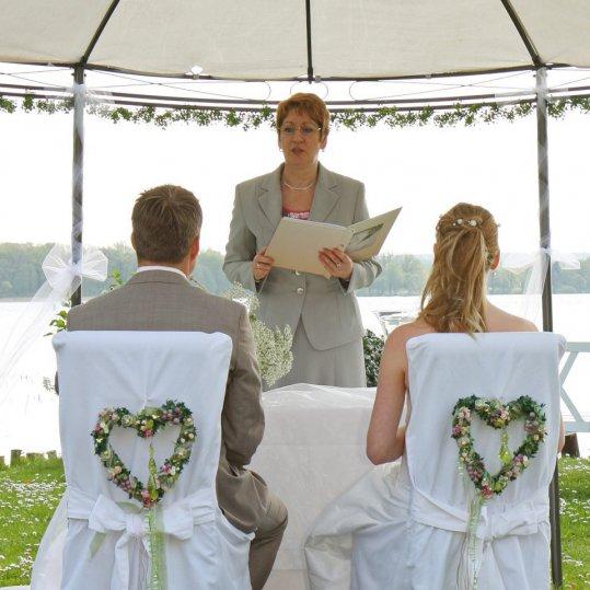 Hochzeitsaktion